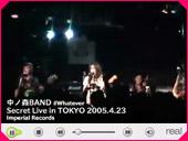 Secret Live 4/23 in TOKYO