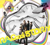 『RAGッ STORY』 TFCC-86191 \3,000(tax in) 2005年11月30日発売