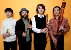 Kuricorder Quartet | 栗コーダーカルテット | クリコーダーカルテット | くりこーだーかるてっと