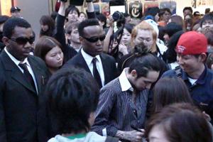 GICODE、渋谷Apple Storeでのラ...