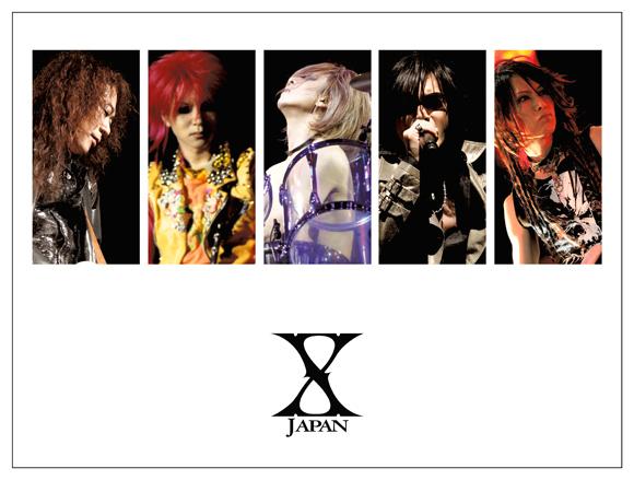 X JAPAN、ドーム直前にしてHEATH...