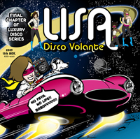 『Disco Volante』