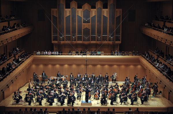 東京 フィルハーモニー 交響楽 団