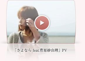 「さよなら feat.菅原紗由理」PV