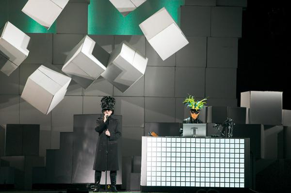 Pet Shop Boys(ペット・ショップ・ボーイズ)のライ …