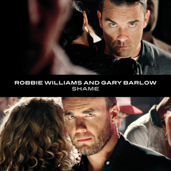 Robbie Wiiliams and Gary Barlow
