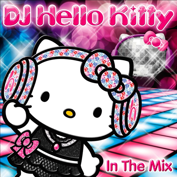 8月にDJとしてデビューしたDJ ハローキティが、デビューアルバム『D... DJ ハローキティ