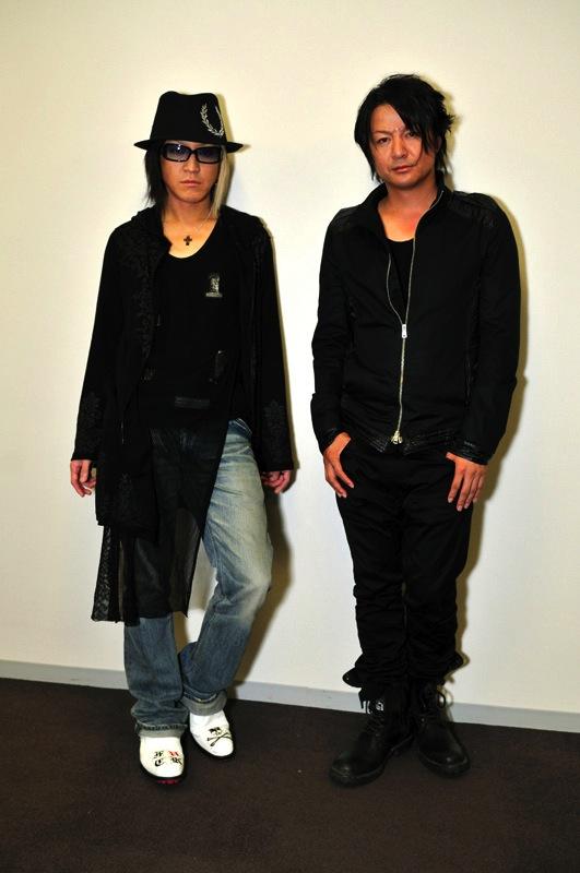 """GLAY : GLAYのTERUとHISASHIがニコラジ初出演、""""兄さん""""弾幕が画面を ..."""