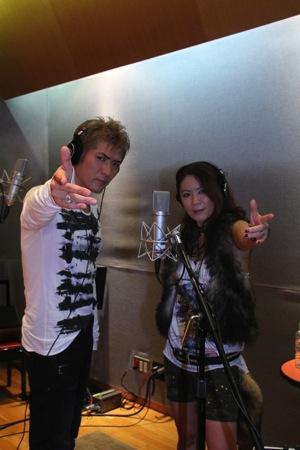 大黒摩季、活動休止前ラストの仕事は吉川晃司とのレコーディング | BARKS