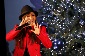 302 Charices Mini Live Concert at Tokyo City View
