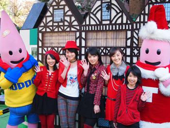 女優5人組ユニットbump.y(バンピー)が12月23日(木・祝)、東... bump.y、東京