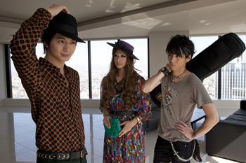 YUIがオープニング曲&挿入歌/エンディング曲を担う、北川景子、向井理らが登場する話題の映画『パラダイス・キス』が6月4日に公開となるが、映画公開に先駆けて、au