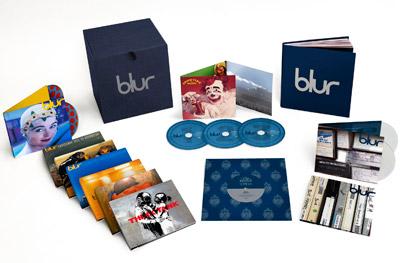 ブラー、『blur 21 Box』豪華特典付日本盤が凄い Barks