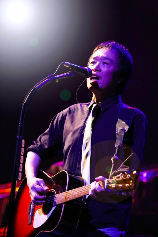 吉田拓郎、約3年ぶりのライブが...