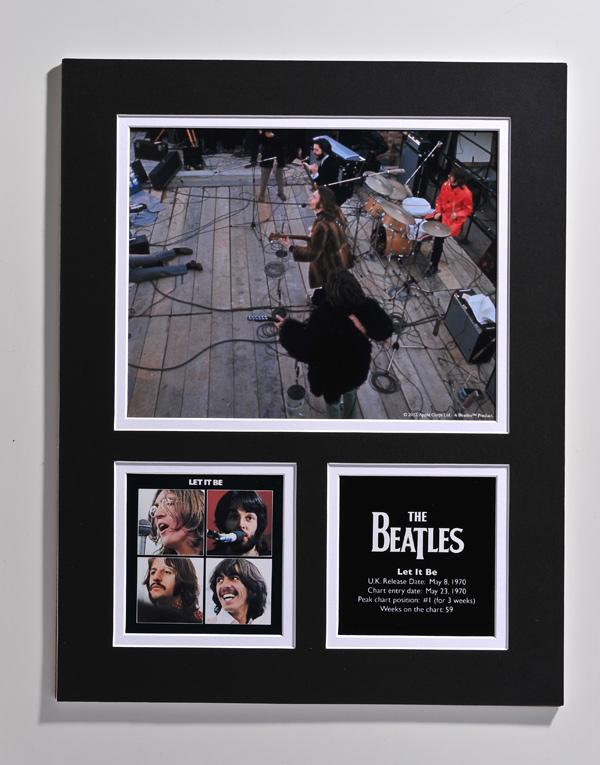 ザ・ビートルズのフォト・アート、4作品販売開始