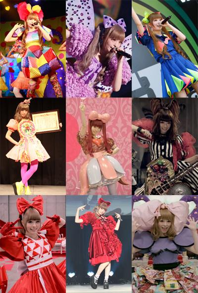 きゃりーぱみゅぱみゅ画像 2013年3月1日(金)から3月25日(月)という絶好の春休みに開催されるもので、「つけまつける」や「ファッションモンスター」の衣装を