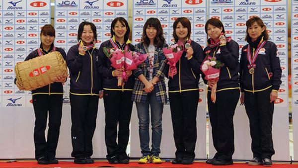 協会 日本 カーリング