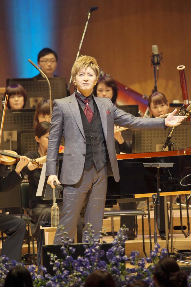 GACKT、「華麗なるクラシックの夕べ」がクラシック音楽DVD部門で第1位 ...