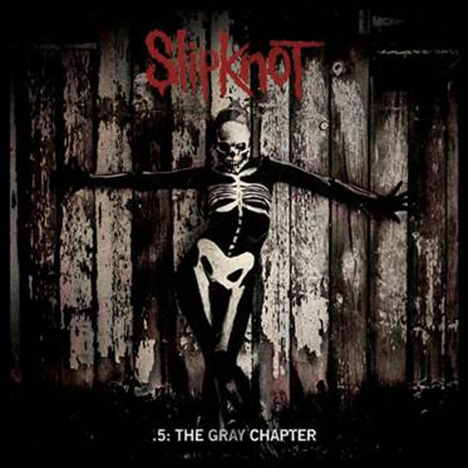 Image result for slipknot 5 the gray chapter album cover