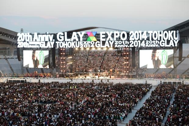 ライブレポート】<GLAY EXPO TO...