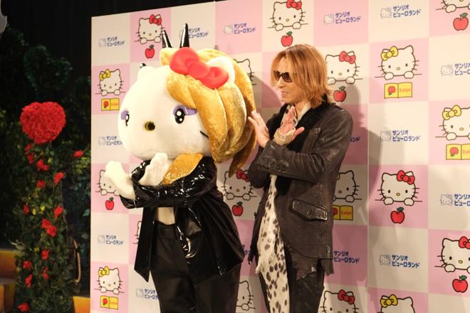 めちゃかわ♡ヨシキティグッズ色々【キティ先輩×YOSHIKI】