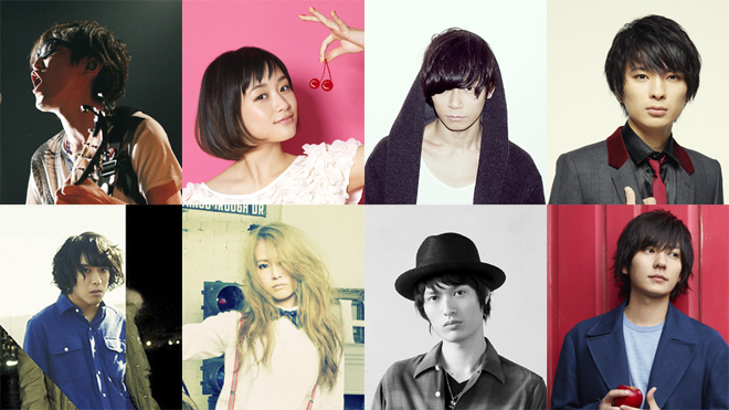 FM802キャンペーンソング、2015...