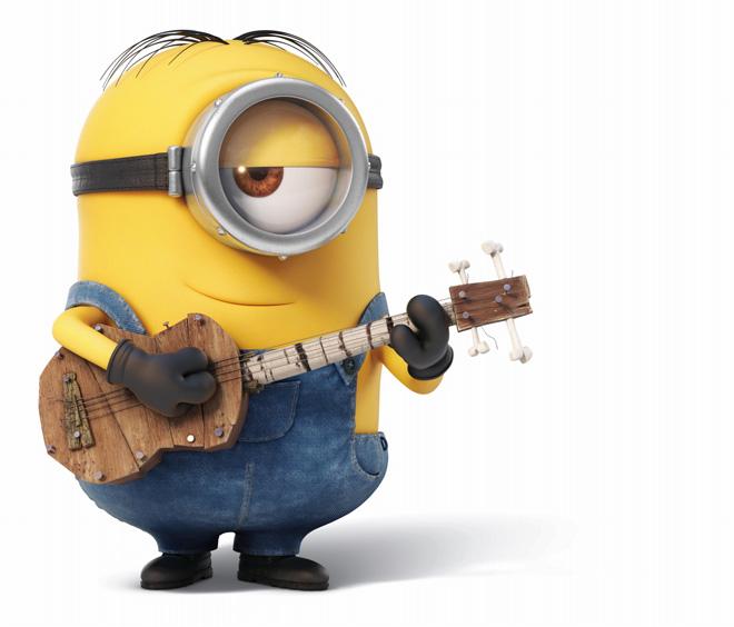 スチュアートのギターの腕前は、...
