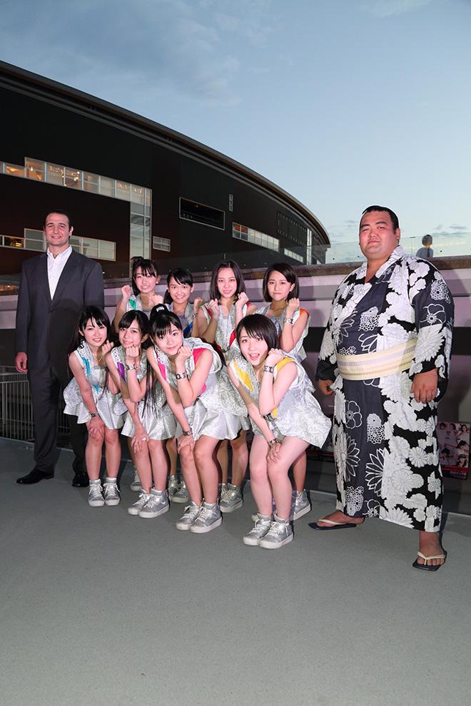 【速報】人気グループの登龍門、NHK福祉大相撲2018年の出演アイドルが決定wwwwww ->画像>6枚