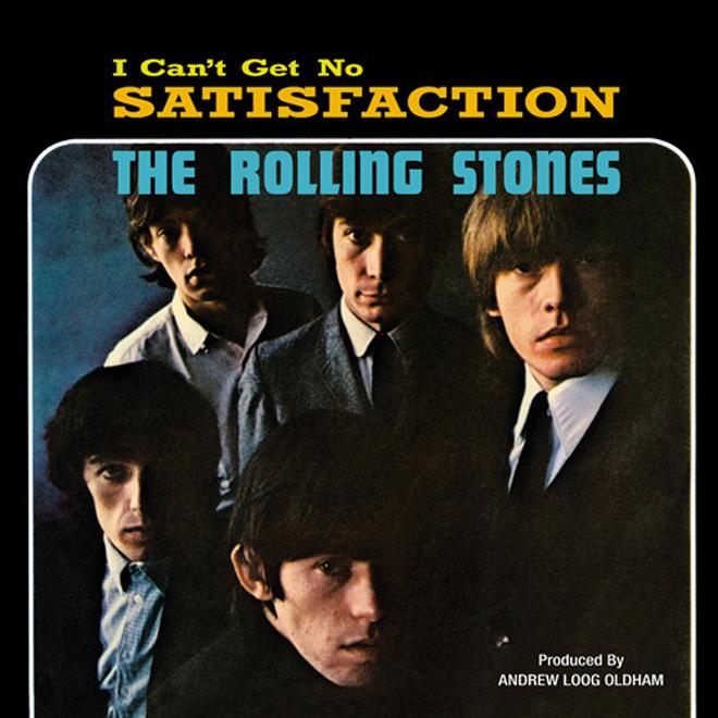 ザ・ローリング・ストーンズ、「サティスファクション」がCDシングルで ...