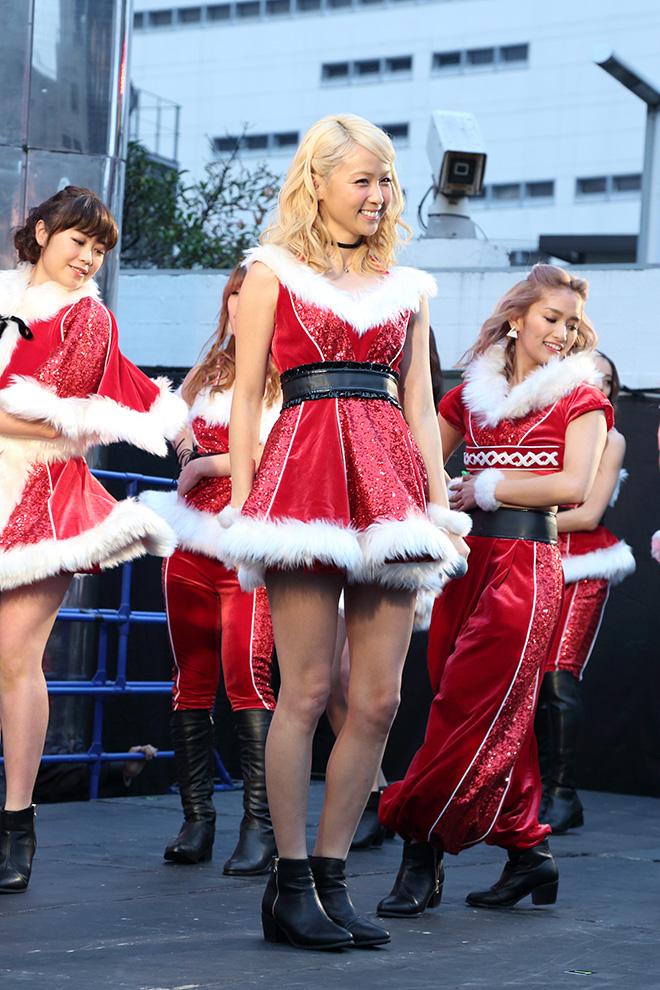 クリスマスコスのAmi