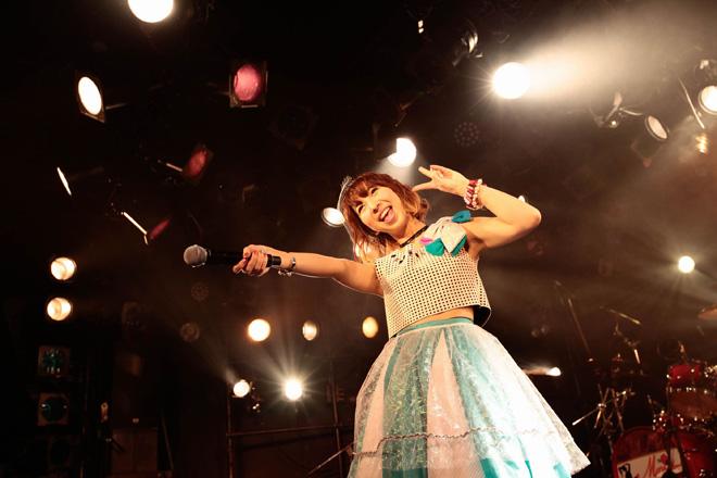 1stソロライブの飯田里穂