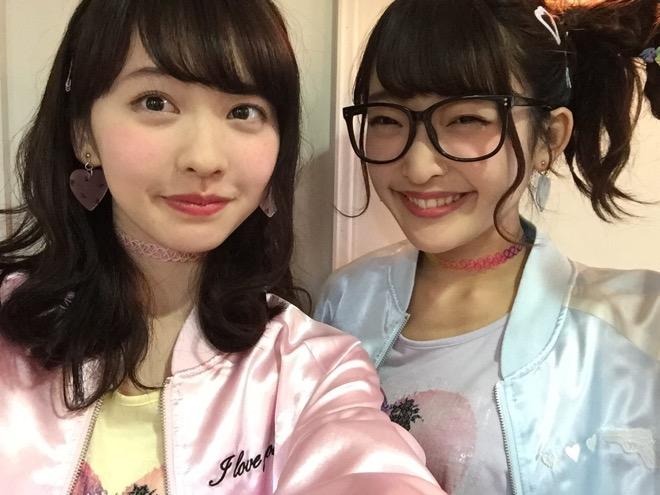 先日、JOL原宿にて行なわれたイベントで、わーすたの「いぬねこ。青春真っ盛り」にオリジナルの振り付けを行なって可愛さを引き出していた女の子2人組・まこみな