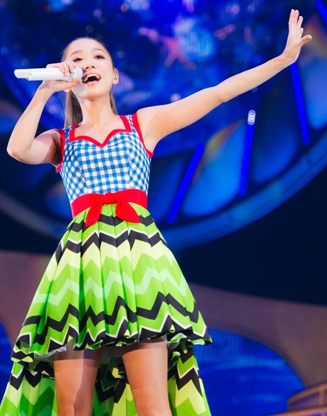 Kana Nishino Just LOVE Tour