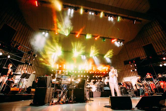 【ライブレポート】SING LIKE TALKING、アーバンソウルサウンドで彩った真夏の初野音ワンマン
