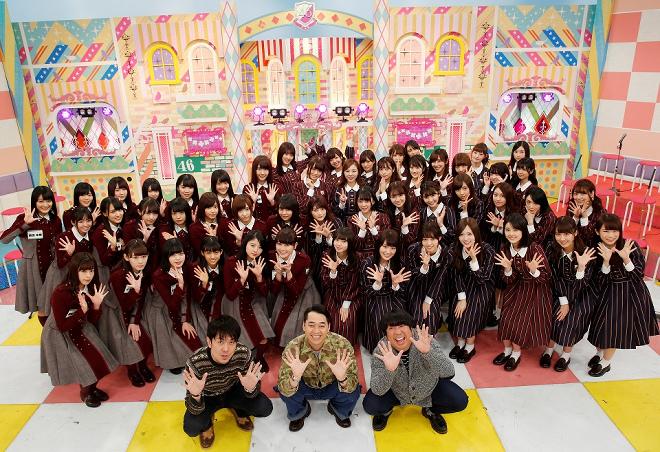 乃木坂46のレギュラー番組『乃木坂 工事中』(テレビ東京系6局ネット)が12月29日(木)24時30分より1時間のスペシャル放送をオンエアする。このスペシャル回と欅坂46が