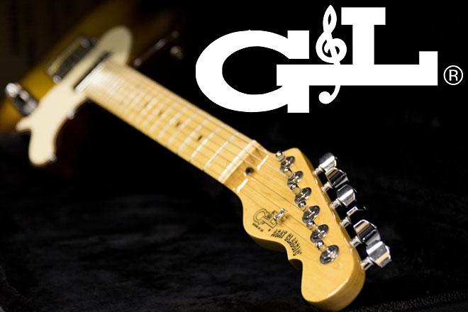 レオ・フェンダーによるギターブランド「G&L」の公式サイトが公開、山野楽器が日本総代理店業務を開始