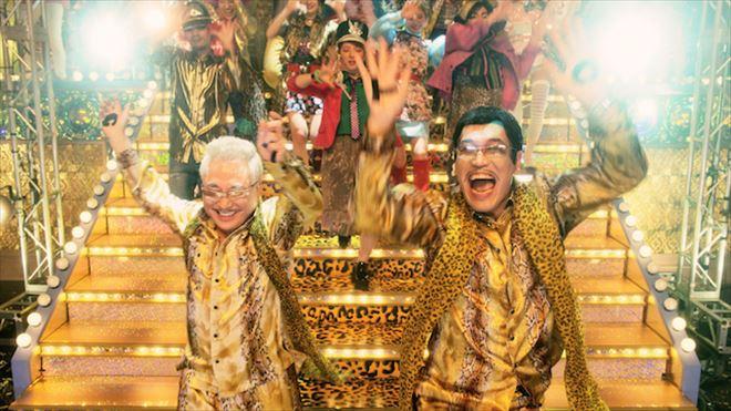 2月27日(月)からピコ太郎の新たなテレビCMが放映開始される。