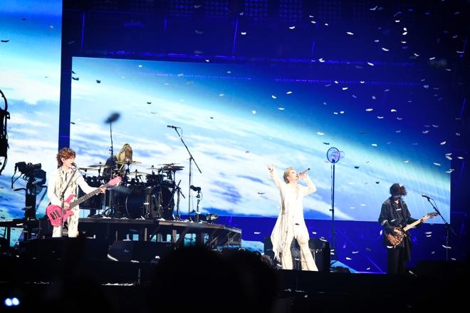 【詳細レポート】L'Arc-en-Ciel、<25th L'Anniversary LIVE>初日「L'edの輝きに ...