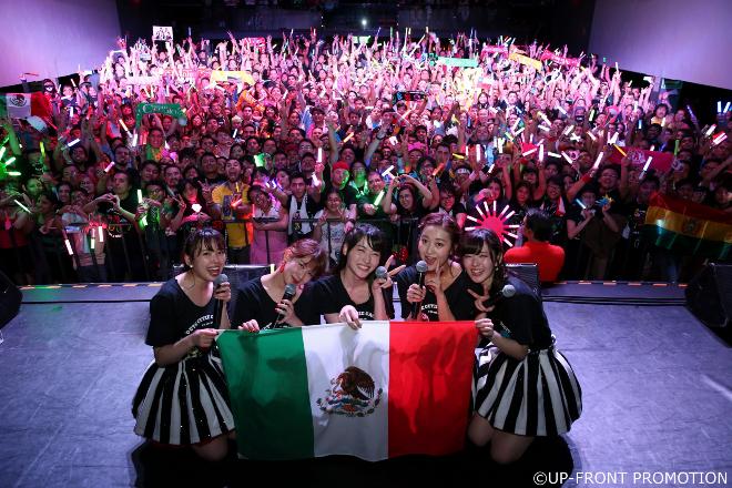 【速報】Juice=Juiceメキシコ公演が超満員すし詰めで大人気!!ハロプロ大勝利でアンチ脂肪wwwwwwwwwwwwwwwww [無断転載禁止]©2ch.netYouTube動画>20本 ->画像>80枚