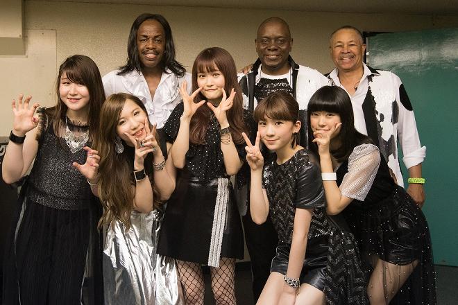 リトグリ、アース・ウィンド&ファイアー武道館公演で夢のコラボ | BARKS