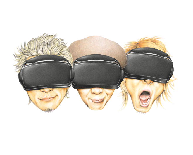 kick the can crew live in vr 発売決定 barks