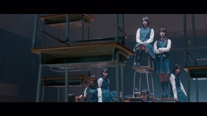 欅坂46、ドラマ主題歌「エキセン...