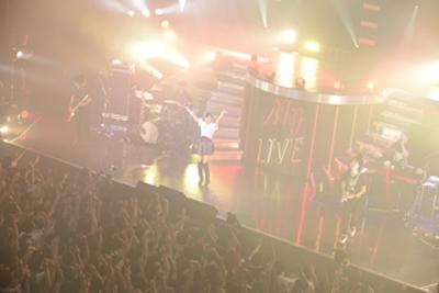 沼倉愛美の1stライブツアー<My LIVE>が、8月20日(日)、東京・Zepp DiverCity(TOKYO)にてファイナルを迎えた。