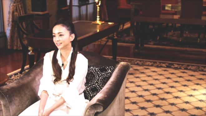 安室奈美恵、密着ドキュメンタリ...