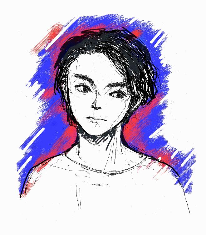 それを記念し、米津玄師自身が描き下ろした菅田将暉のイラストが米津のTwitterアカウントにて公開された。