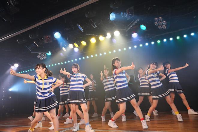 STU48、AKB48劇場にて出張公演開...