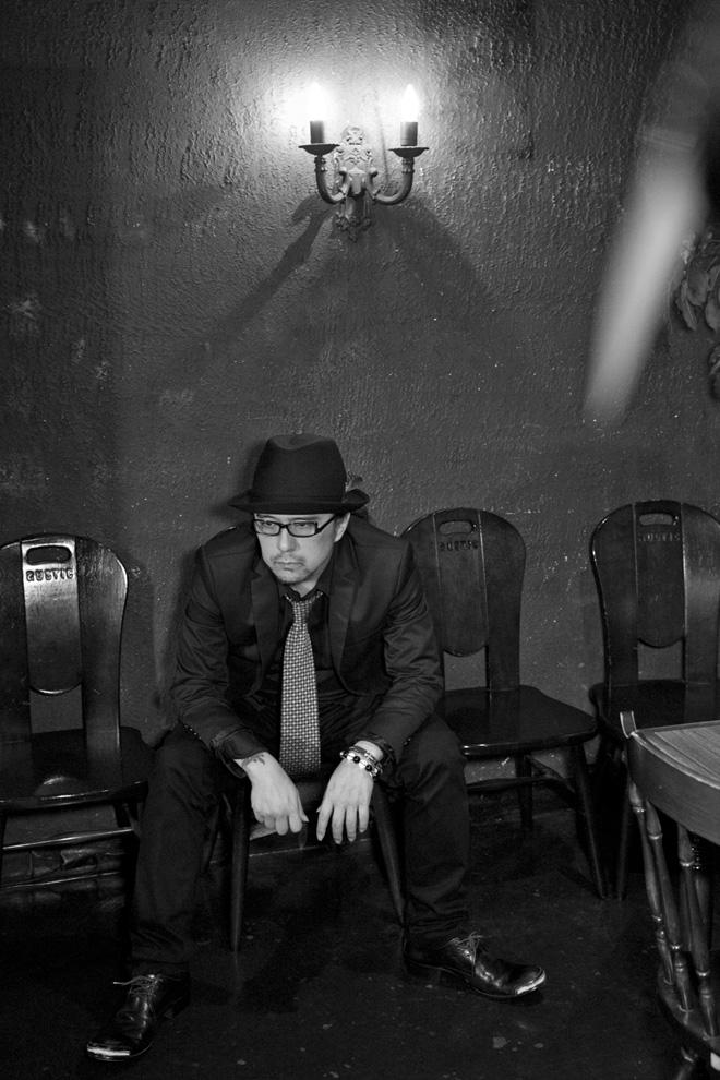 上杉昇、12年ぶりのソロアルバム...