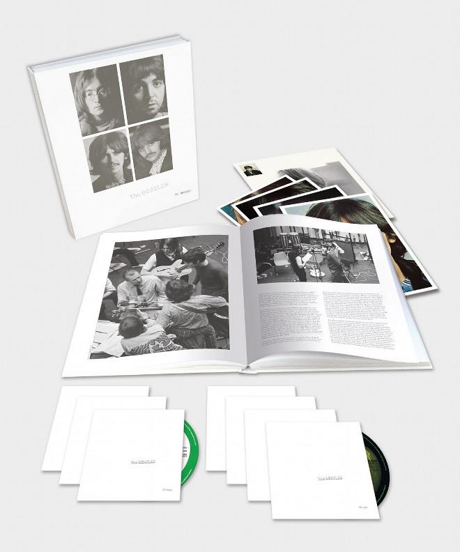 ザ・ビートルズ、ホワイト・アルバム50周年記念盤が登場 Barks