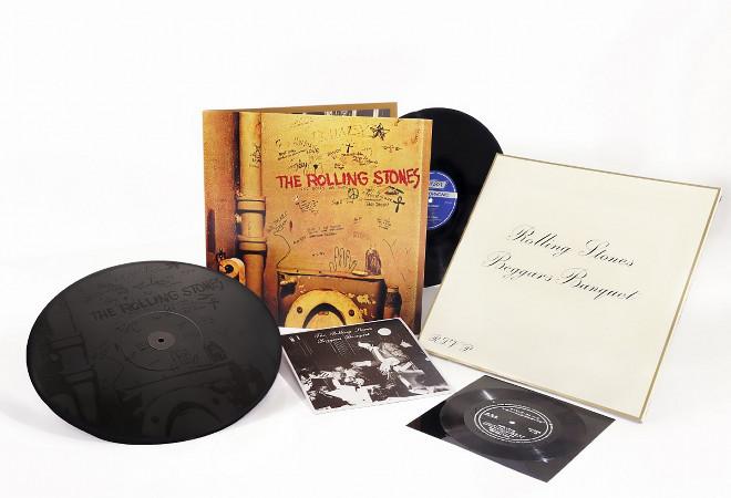 ザ・ローリング・ストーンズ、『ベガーズ・バンケット』50周年盤をリリース Barks