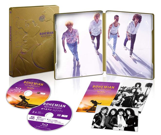映像特典DVD:5part、全19分の貴重な映像が収録された特典映像DVD ・I Want to Break Free(6分)  クイーンのメンバー全員が女装してパフォーマンスすることで有名